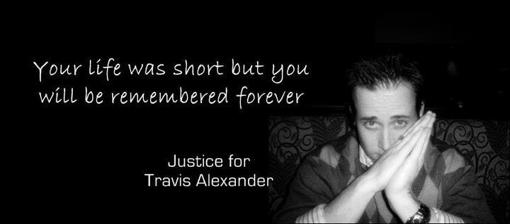 In Loving Memory of Travis Victor Alexander.  33esymg