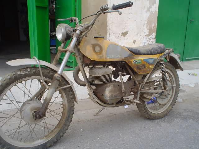 LOBITO - Bultaco Lobito MK6 * Saez 33fghv5
