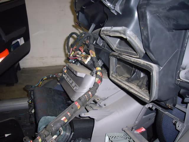 Changement radiateur chauffage GT sans clilm  33utjwm