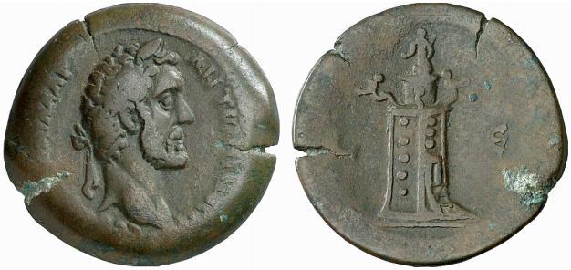 La moneda provincial romana. La ceca de Alexandría 33ynql5