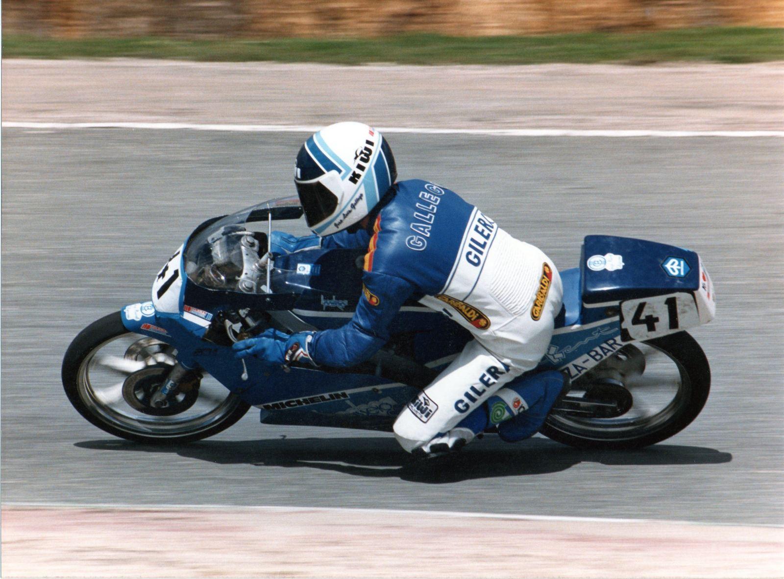 Antiguos pilotos: José Luis Gallego (V) 33ysumh