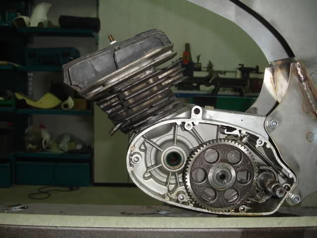 Ossa - Monocasco MRD Ossa 50 cc. 347cwvs