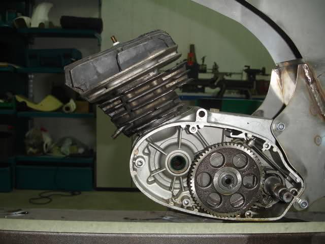 Monocasco MRD Ossa 50 cc. 347cwvs