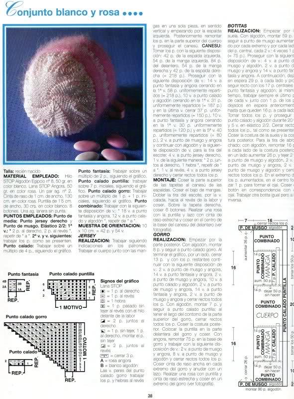 capota - Patrón capota bebe 3505ijl