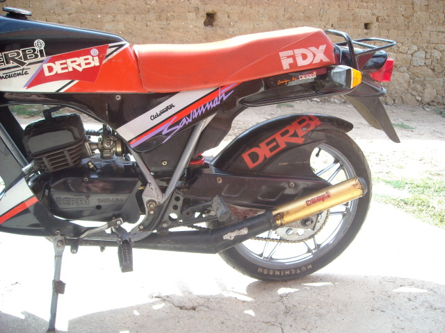 Mi Derbi FDX 3525j14