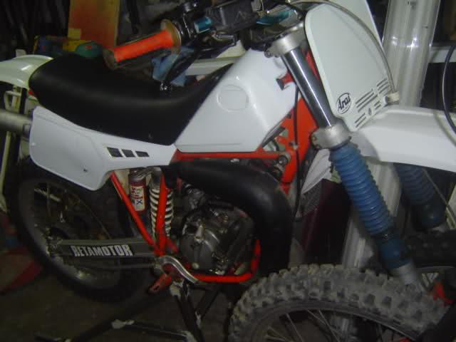 Puesta a punto KTM 80 MX 359e3hz