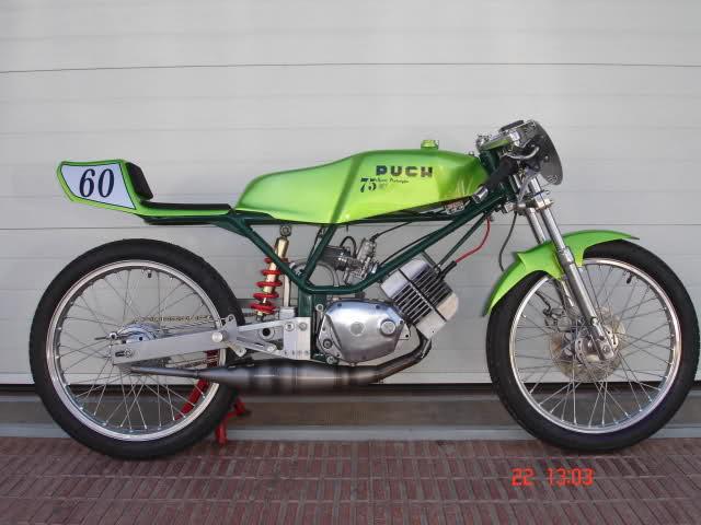Amoticos de 50 cc GP 4mdrr