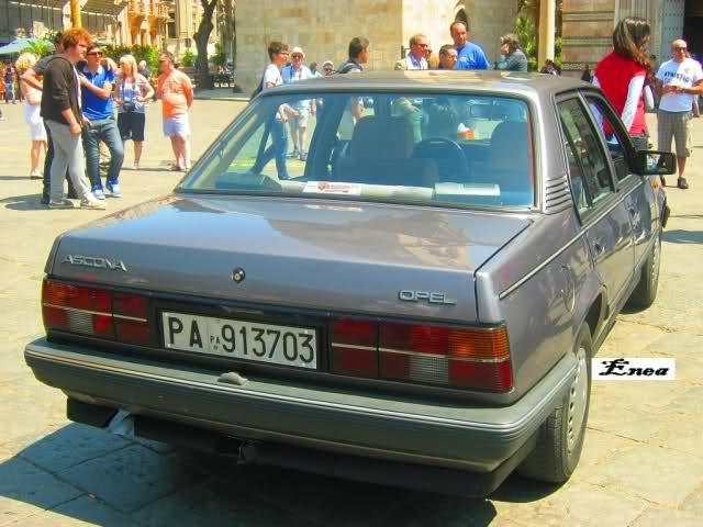 Veteran Opel Cars Meeting Sicily 5podg8