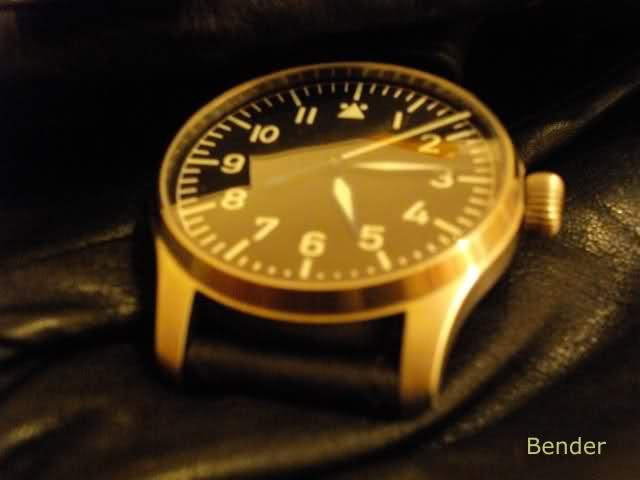 Quelle Flieger (or Pilot Watch) 64kx05