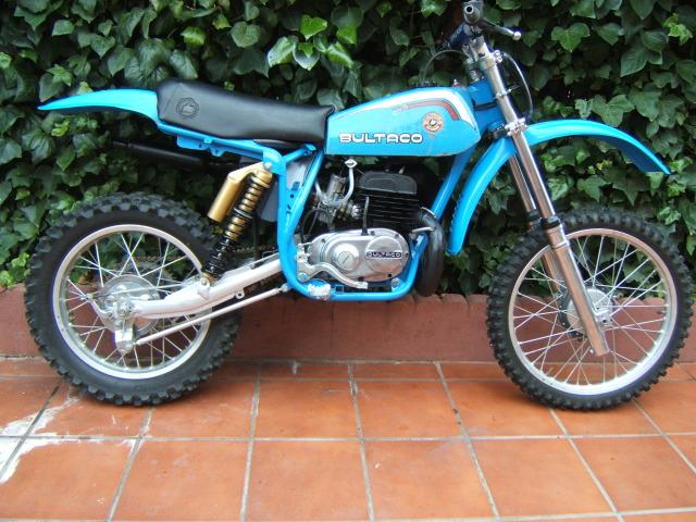"""Las Bultaco Pursang MK11 """"Manolo's"""" 69qi9x"""