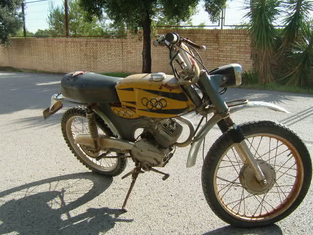 guzzi - Guzzi Dingo 75 Ranchera * Carlos 8vx0zq