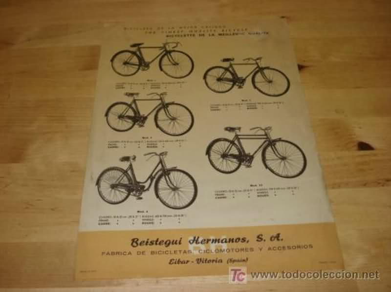 Modelos bicletas BH  (catalogo virtual) Aujzms