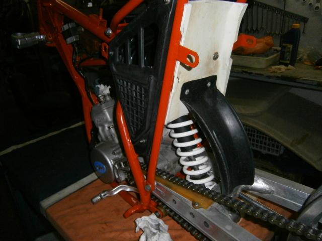 Puesta a punto KTM 80 MX Clpnn
