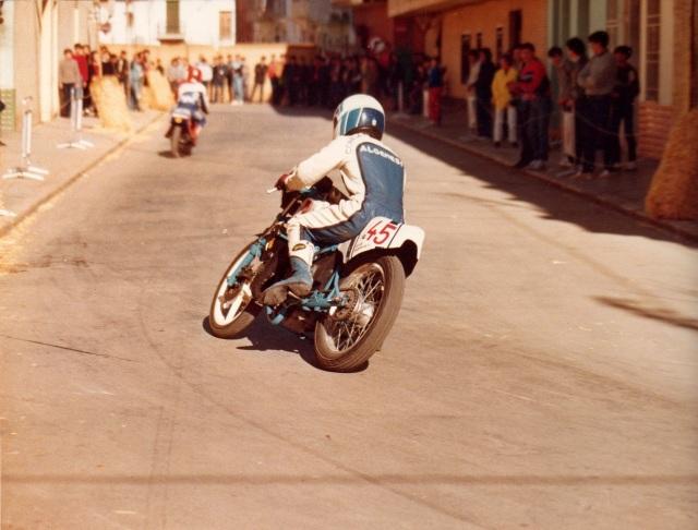 Antiguos pilotos: José Luis Gallego (V) De77zm