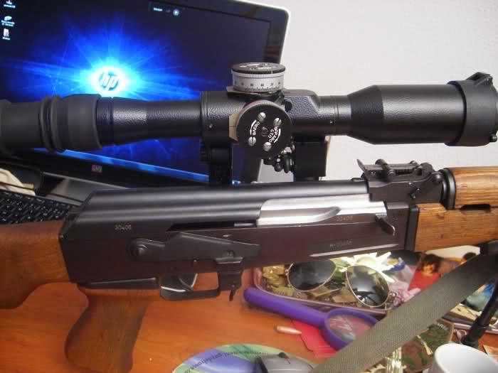 Optique PSOP 8x42 Eaidza