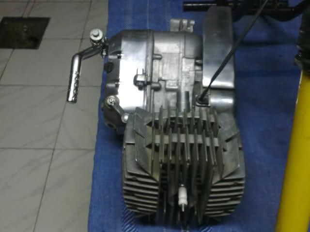 Diario restauración Puch Minicross Eq3wah