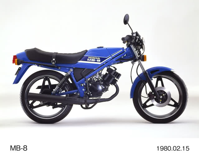 Honda MBX 75 Hurricane Est30x