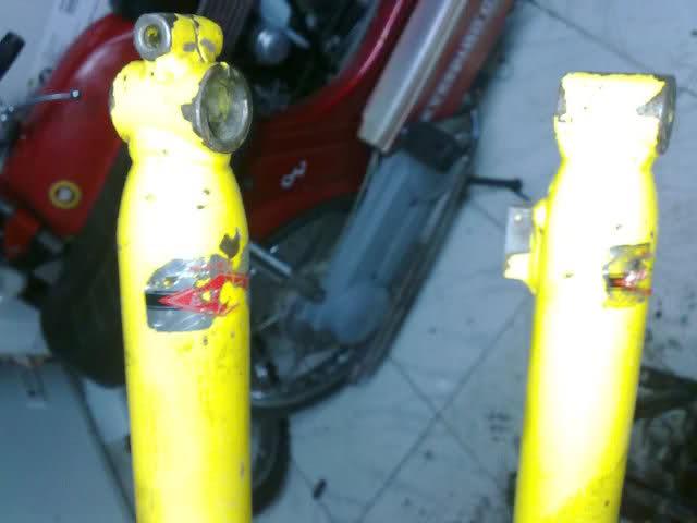 Diario restauración Puch Minicross Hrcx83