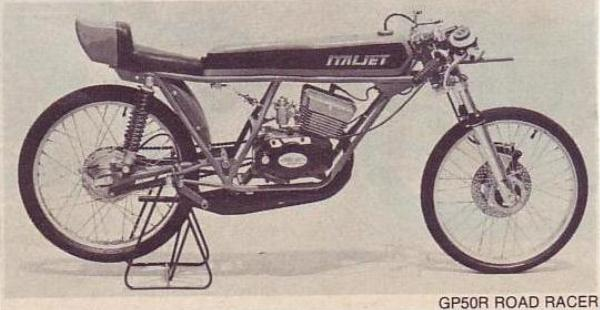 Amoticos de 50 cc GP Hun3ad