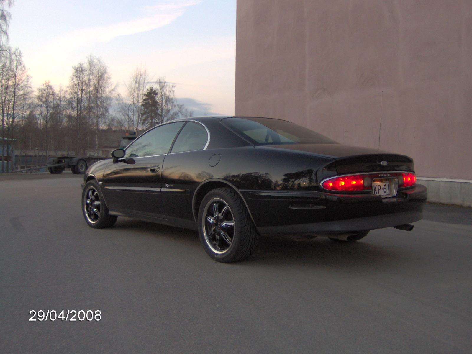 Finnish (ok, Canadian originally :) '97 Riviera resurrection. Hwioh5