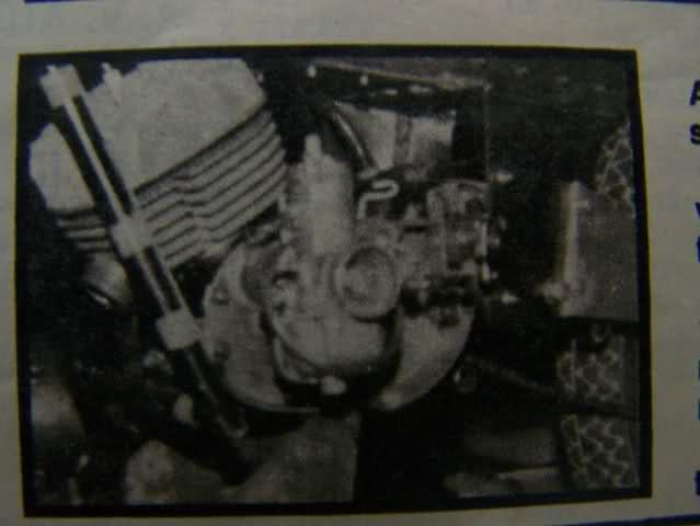 Derbi Antorcha con válvula rotativa Ibysnn