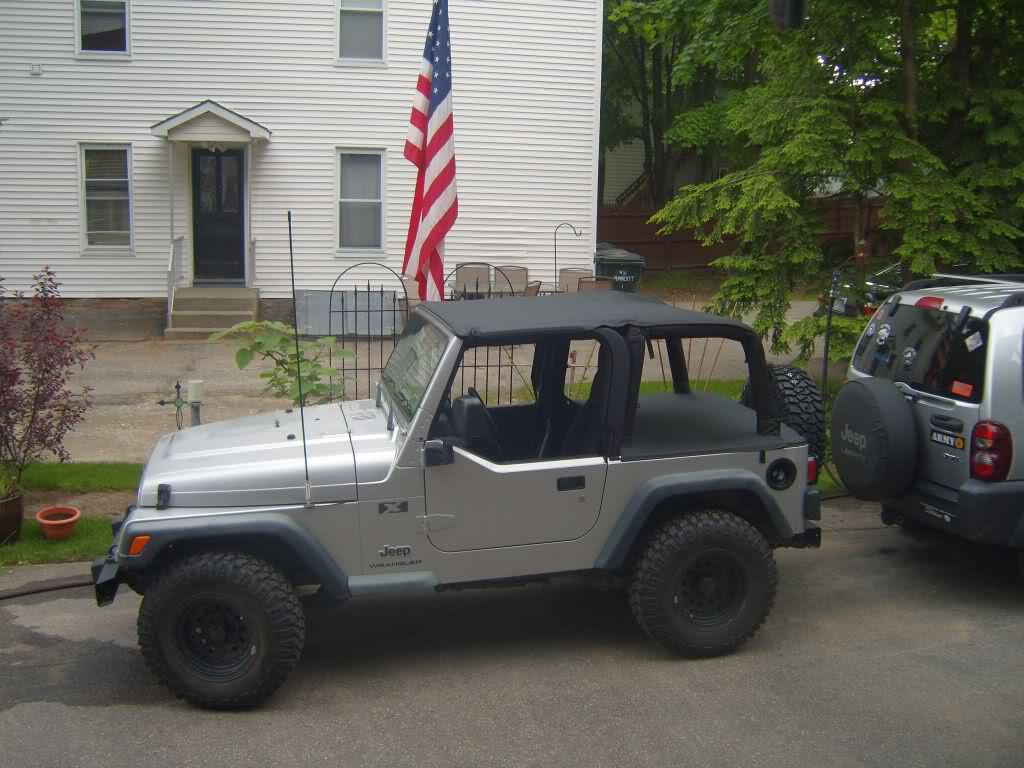 JT's 2003 Wrangler X (slow build kinda) Im78n6