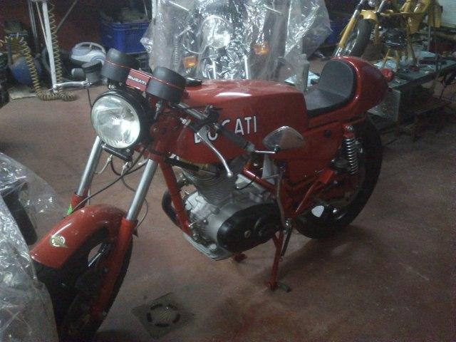 ¿Aceite para Ducati Mini 50? Ip9vms