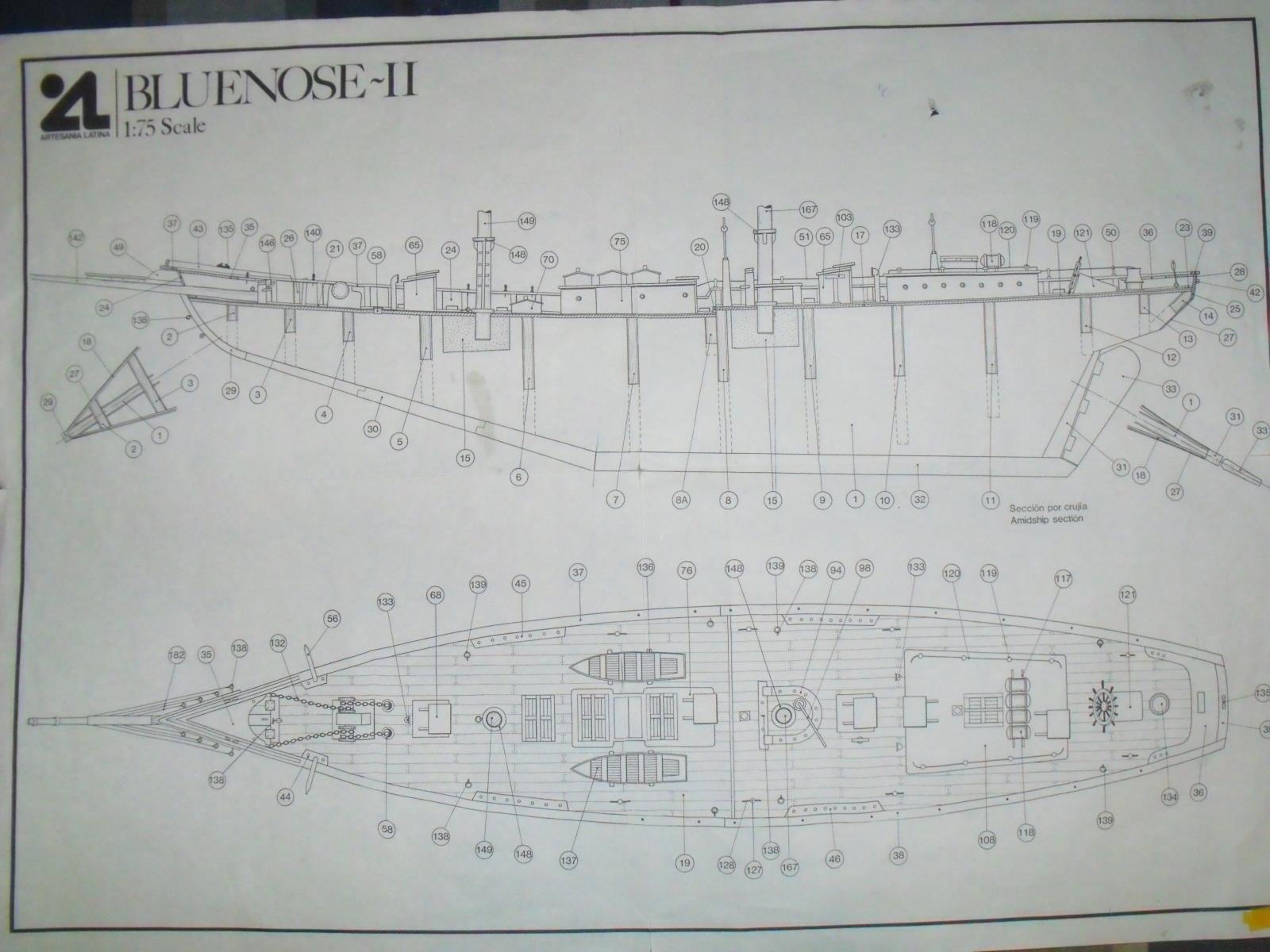 BLUENOSE II (ARTESANIA LATINA) 1/75 Jzwhnm