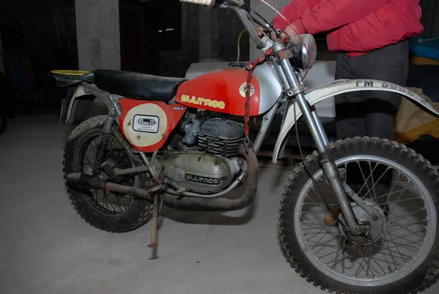 bultaco - Bultaco Lobito MK-3 * Adumbrin N6caag