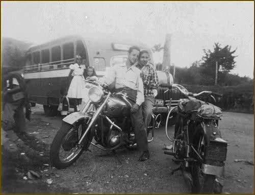 Motos clásicas en Colombia en los años 50 Ncfp80