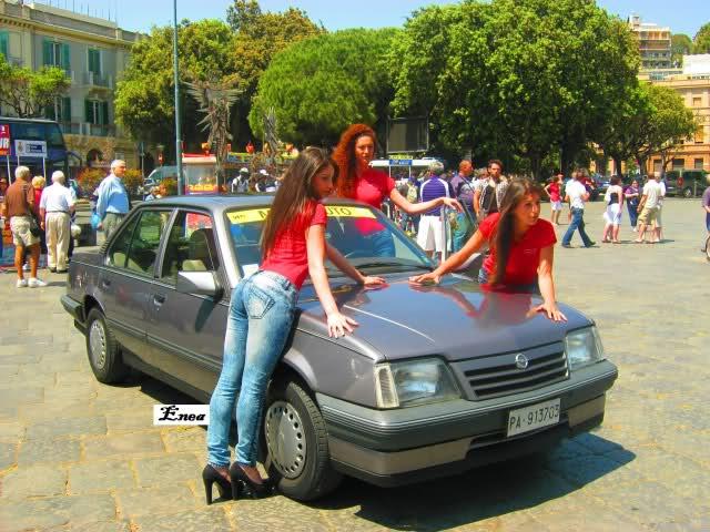 Veteran Opel Cars Meeting Sicily O6k6cy