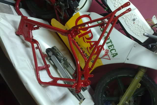 Ciclomotor de Campo J.Costa Qyu9tu