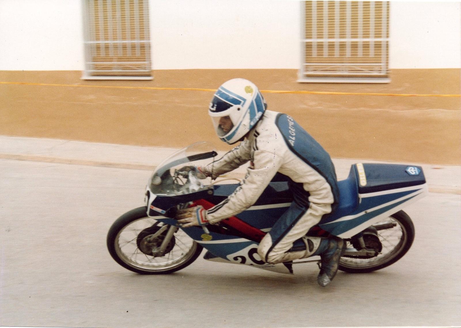 Antiguos pilotos: José Luis Gallego (V) Rr2lvl