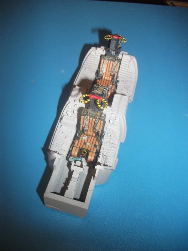GRUMMAN F14A TOMCAT Tamiya 1/32è Rrqrup
