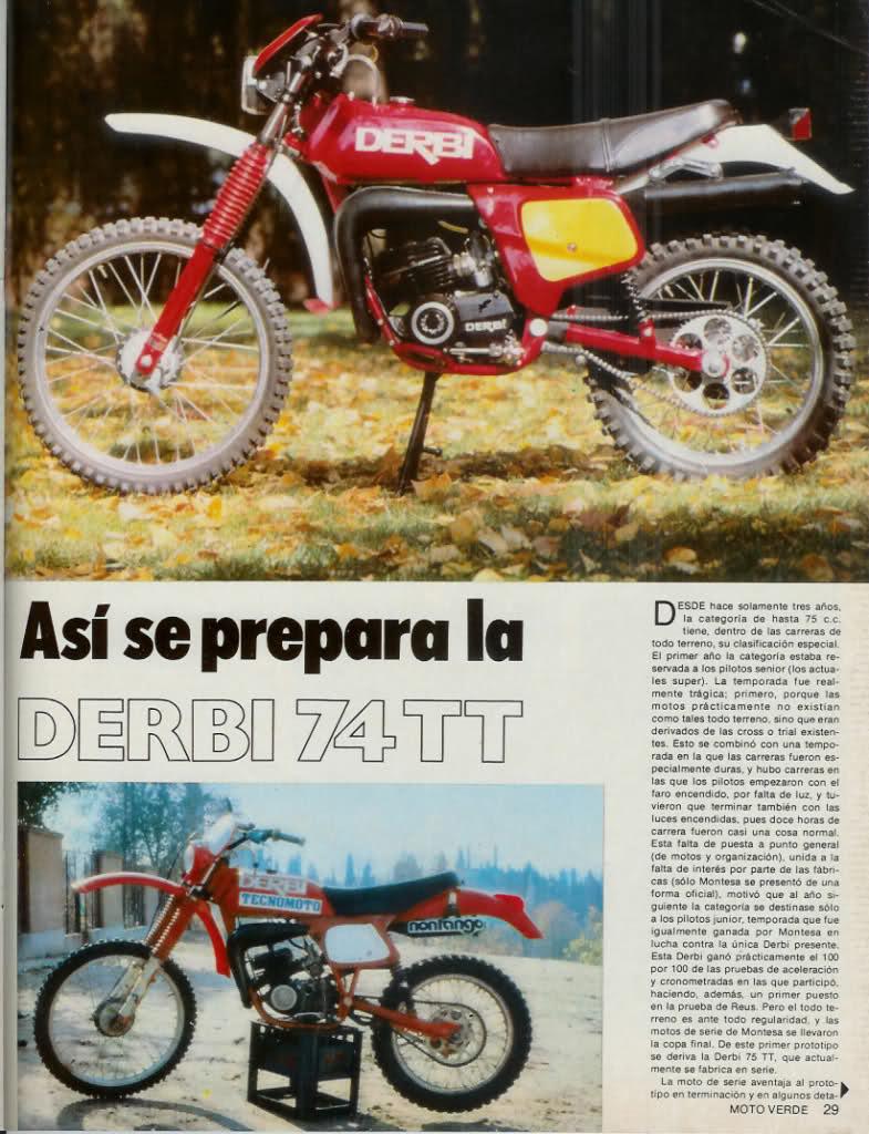 Derbi TT 74 - Preparación Sbu5p0