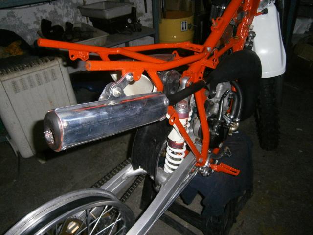 Puesta a punto KTM 80 MX So1e7t