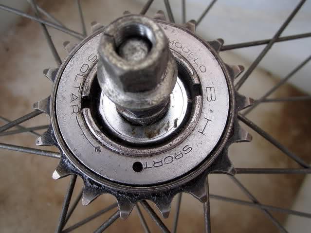 Restauración bici BH by Motoret Sw3gk2