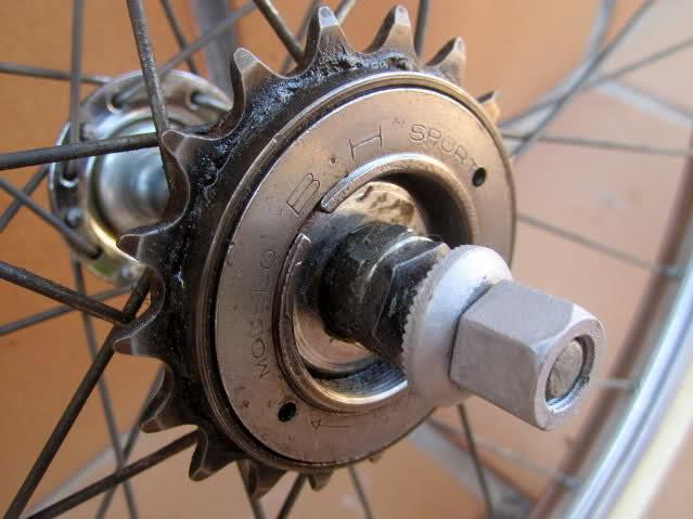 Restauración bici BH by Motoret Wswg11