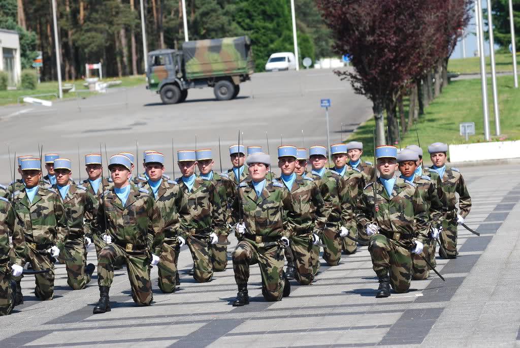"""Adoubement promotion ESM 4eme Bataillon """"Colonel Jean SASSI"""" Xe1y5u"""