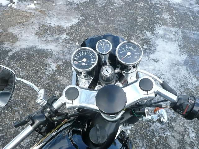 500 SR Café Racer Xt085