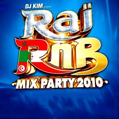 Exclusive : V.A. - DJ Kim Presente Rai RnB Mix Party 2010 3CD 2009 10o01vc