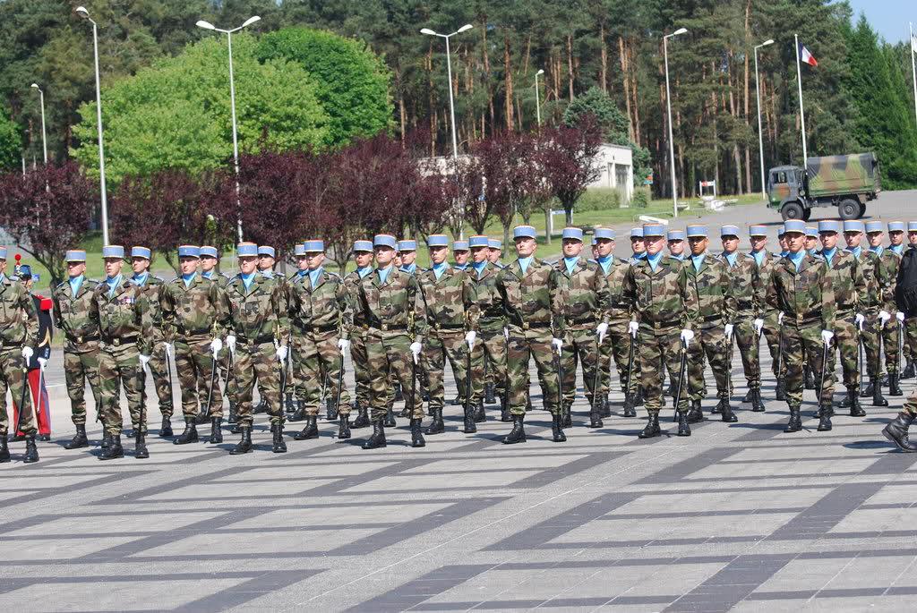 """Adoubement promotion ESM 4eme Bataillon """"Colonel Jean SASSI"""" 11az87d"""