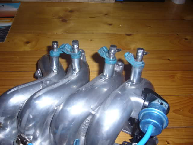 Fiechen - Ford Taunus 2.0L 8v Turbo 11ufehd
