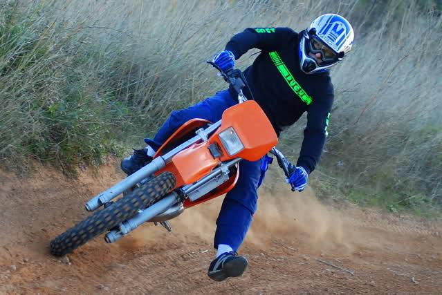 enduro h3 -registronex - Mi KTM 50 Enduro 125n7nd