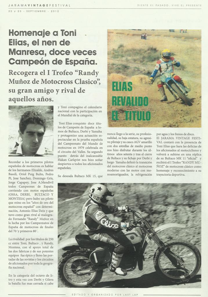 Jarama Vintage 2012 - Reportaje 14mtowm