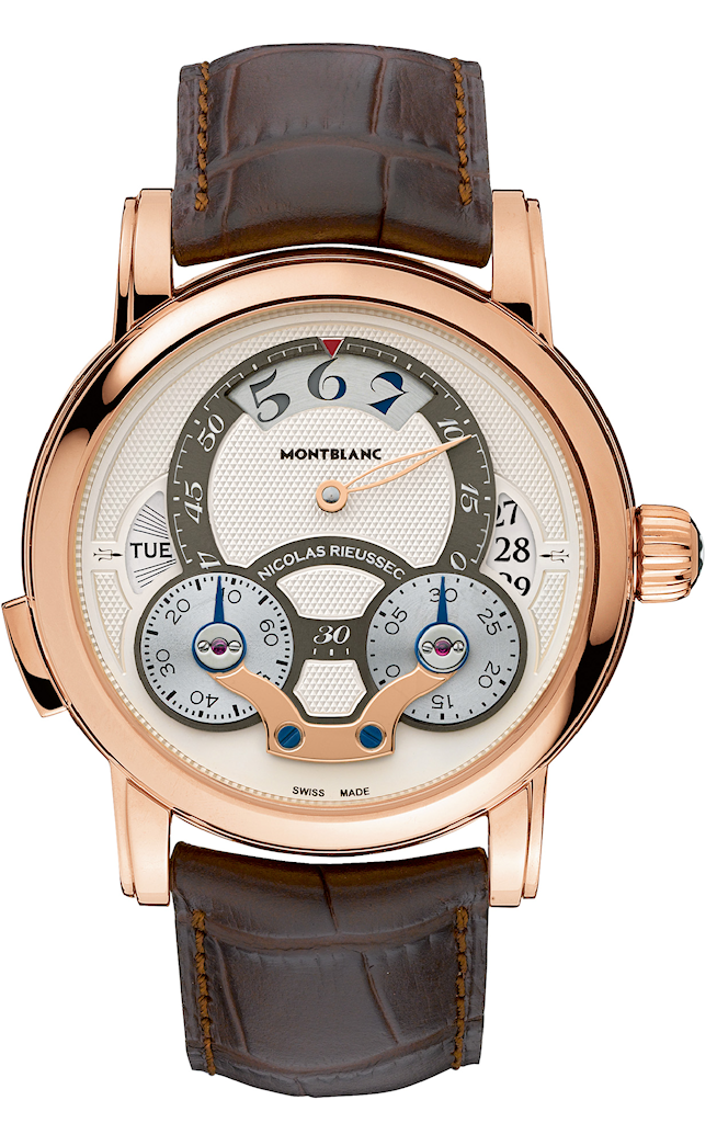 SIHH 2013 MONTBLANC Nicolas RIEUSSEC Rising Hours 16a7hjn