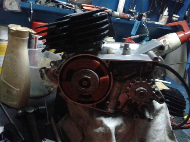 Prototipo Derbi CR 16c2pg2