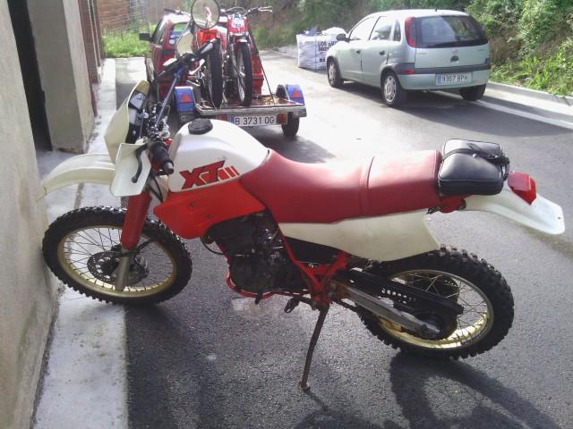 Yamaha XT 600 ¡regalada! 1jraxl