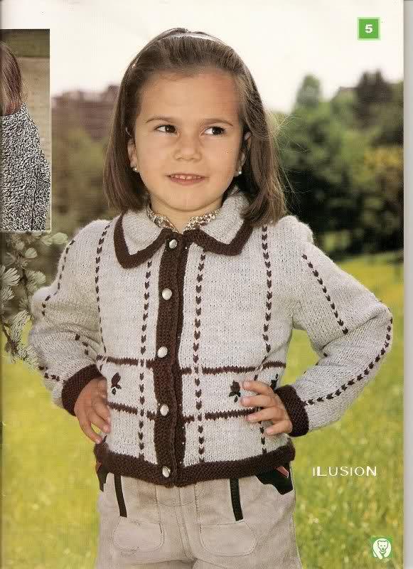patrones - busco patrones para chaqueta niña 216kid