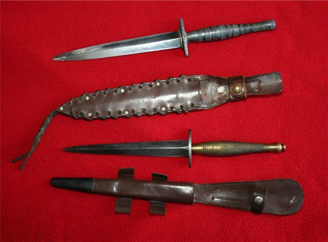 collection de lames de fabnatcyr (dague poignard couteau) 21a2w3